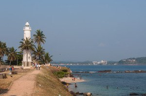 Lighthouse Galle Fort, Sri Lanka