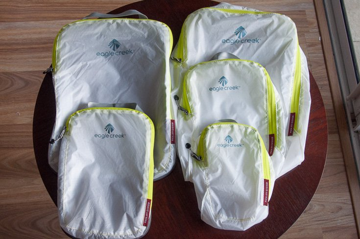 The best packing cubes for travel by Eagle Creek