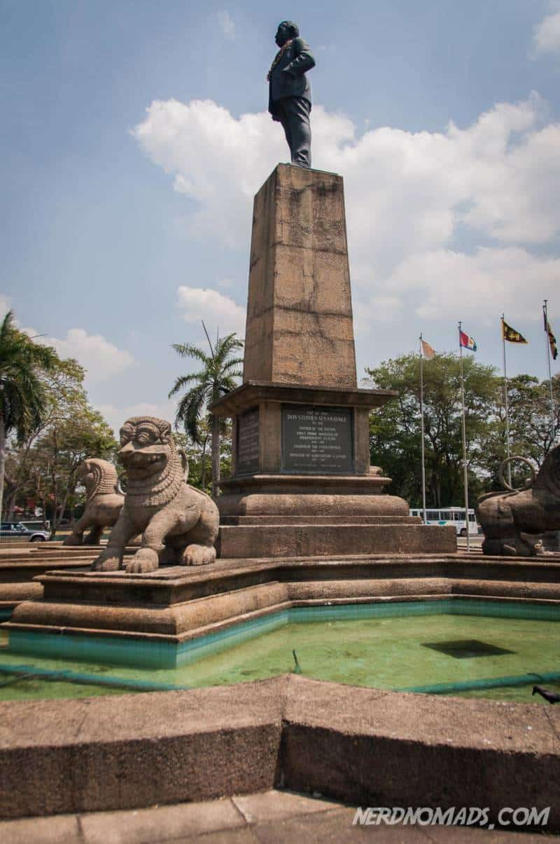 Independence Memorial Hall Colombo