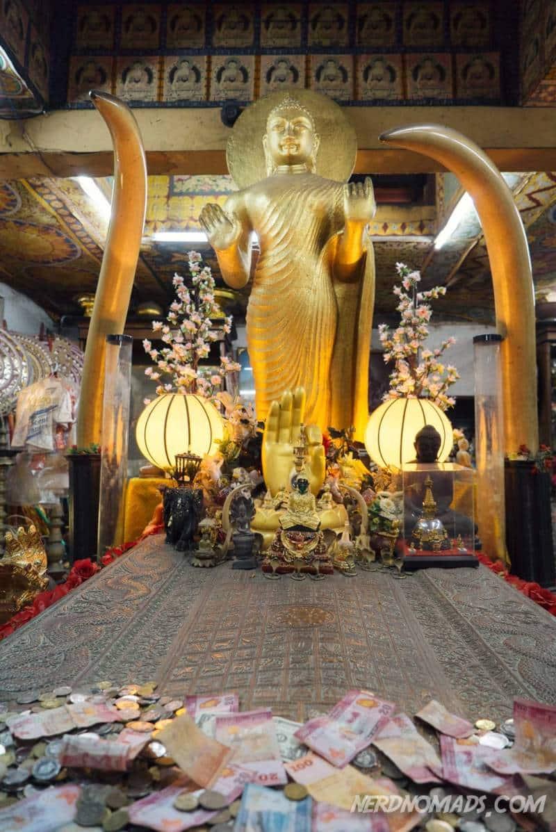 Buddha Gangaramaya Temple Colombo