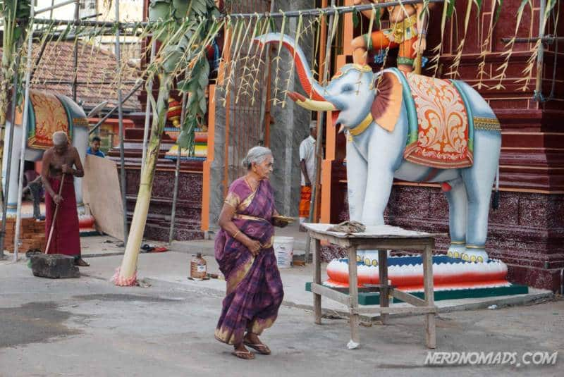 Temple Sri Kailawasanathan Swami Devasthanam Kovil Colombo