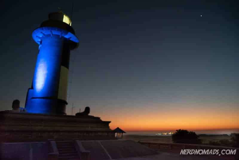 Old Galle Buck Lighthouse Colombo