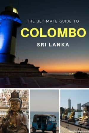 Travel Guide to Colombo Sri Lanka