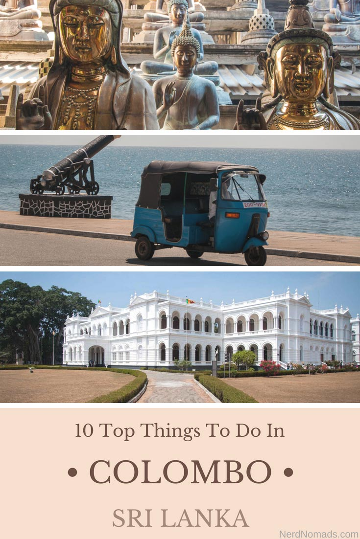The ultimate travel guide to Colombo, Sri Lanka. Everything you need to know about things to do in Colombo