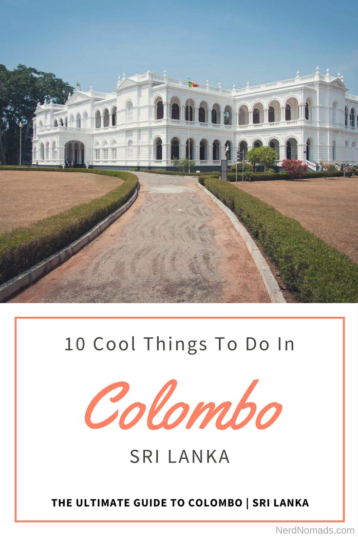 Adult colombo guide