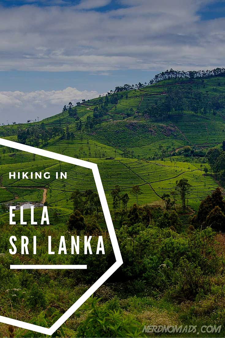 Breathtaking Hikes Above 2000m Hiking In Ella Sri Lanka