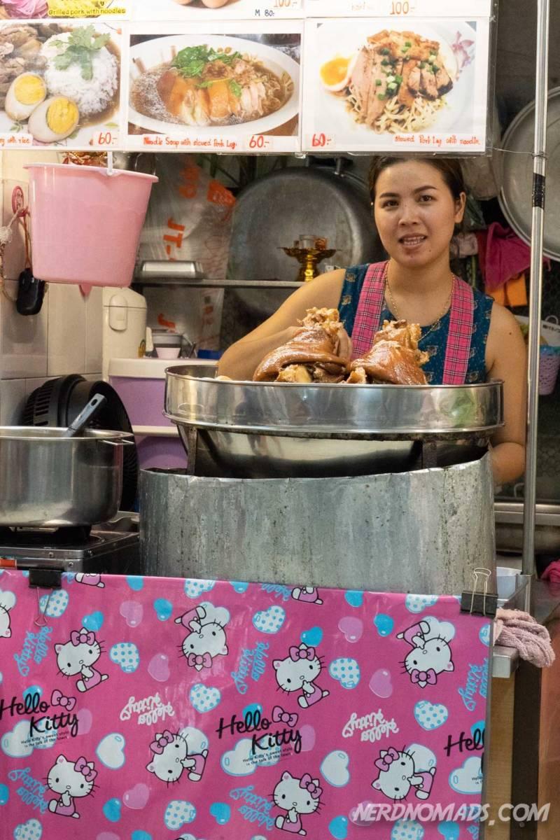 Street Food Soi 38 Bangkok