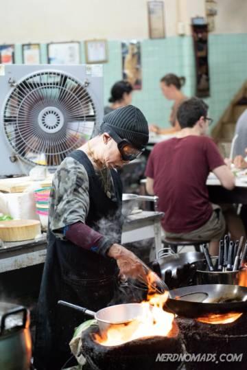Raan Jay Fai Restaurant Bangkok
