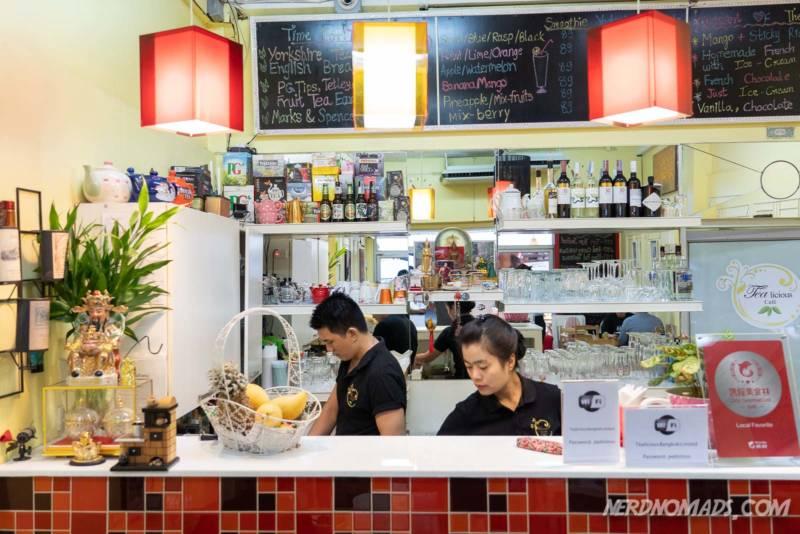 Tealicious Restaurant Bangkok