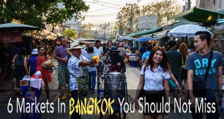 Best Markets In Bangkok