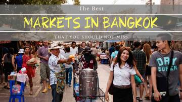 A guide to the best markets in Bangkok