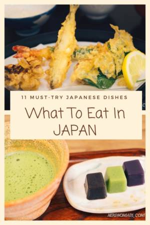 What food to try in Japan