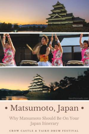 Why you should visit Matsumoto Japan