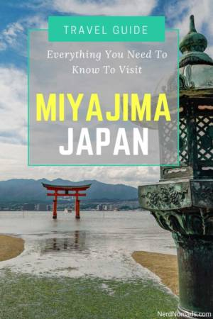 Guide To Miyajima Japan