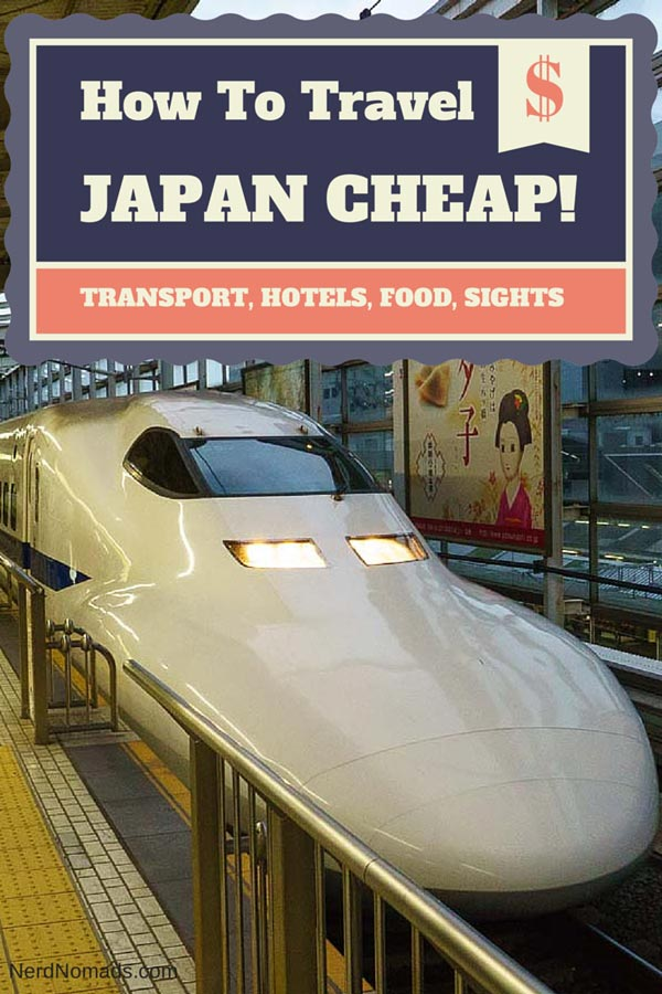 The ultimate guide to how to travel Japan cheaply, and how to save money while traveling in Japan. We also lay out how expensive Japan is, and how much you should expect your Japan travel budget to be.