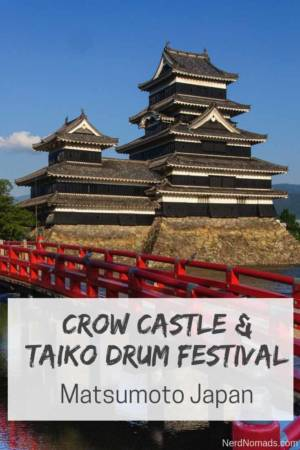 Crow Castle Matsumoto Castle Japan