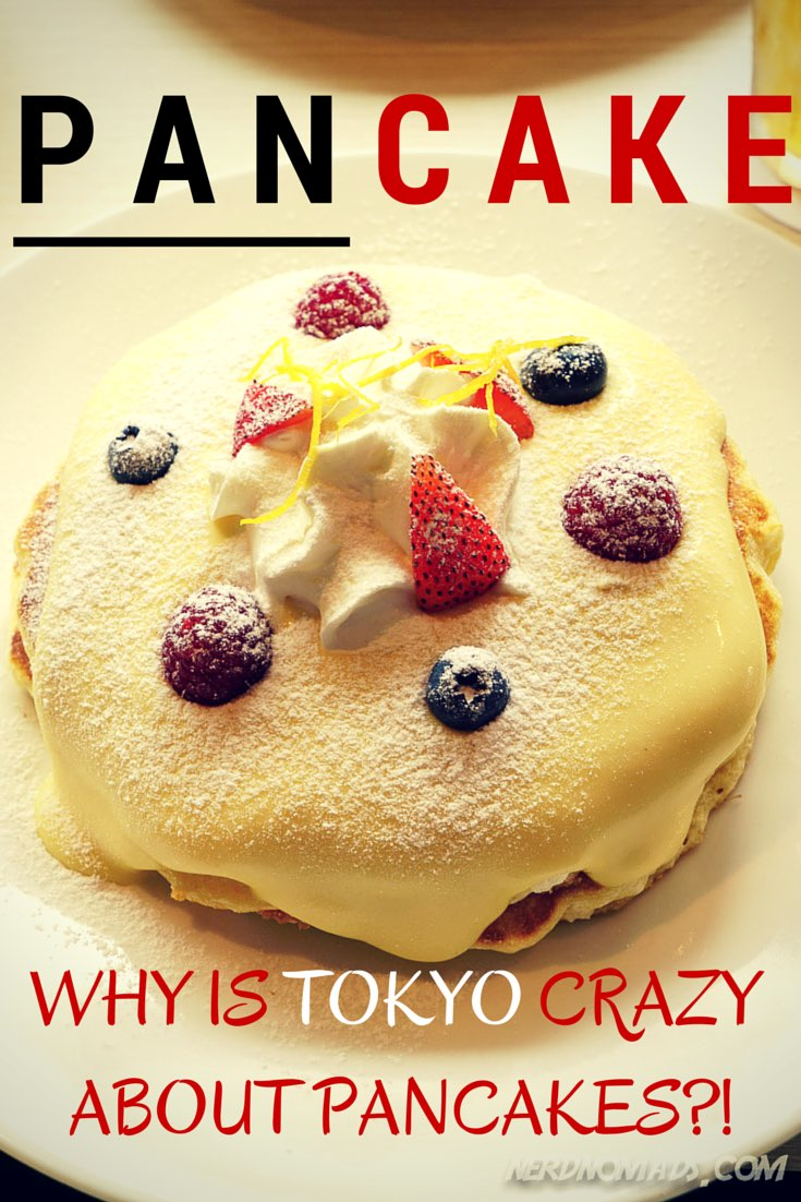Did you know that the people of Tokyo are crazy about pancakes? Check out this guide to where you find the best pancakes in Tokyo. Tokyo Japan | Tokyo Pancake | Tokyo Pancakes