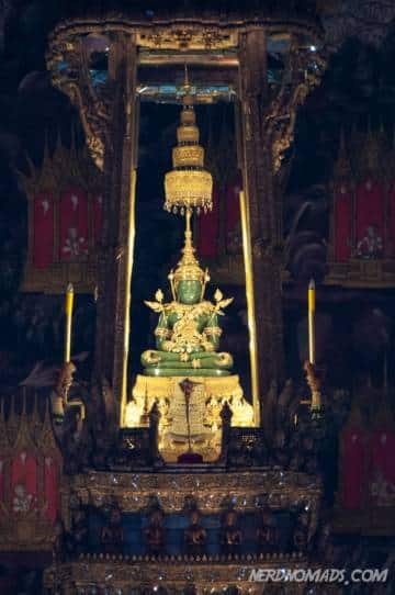 Emerald Buddha Bangkok