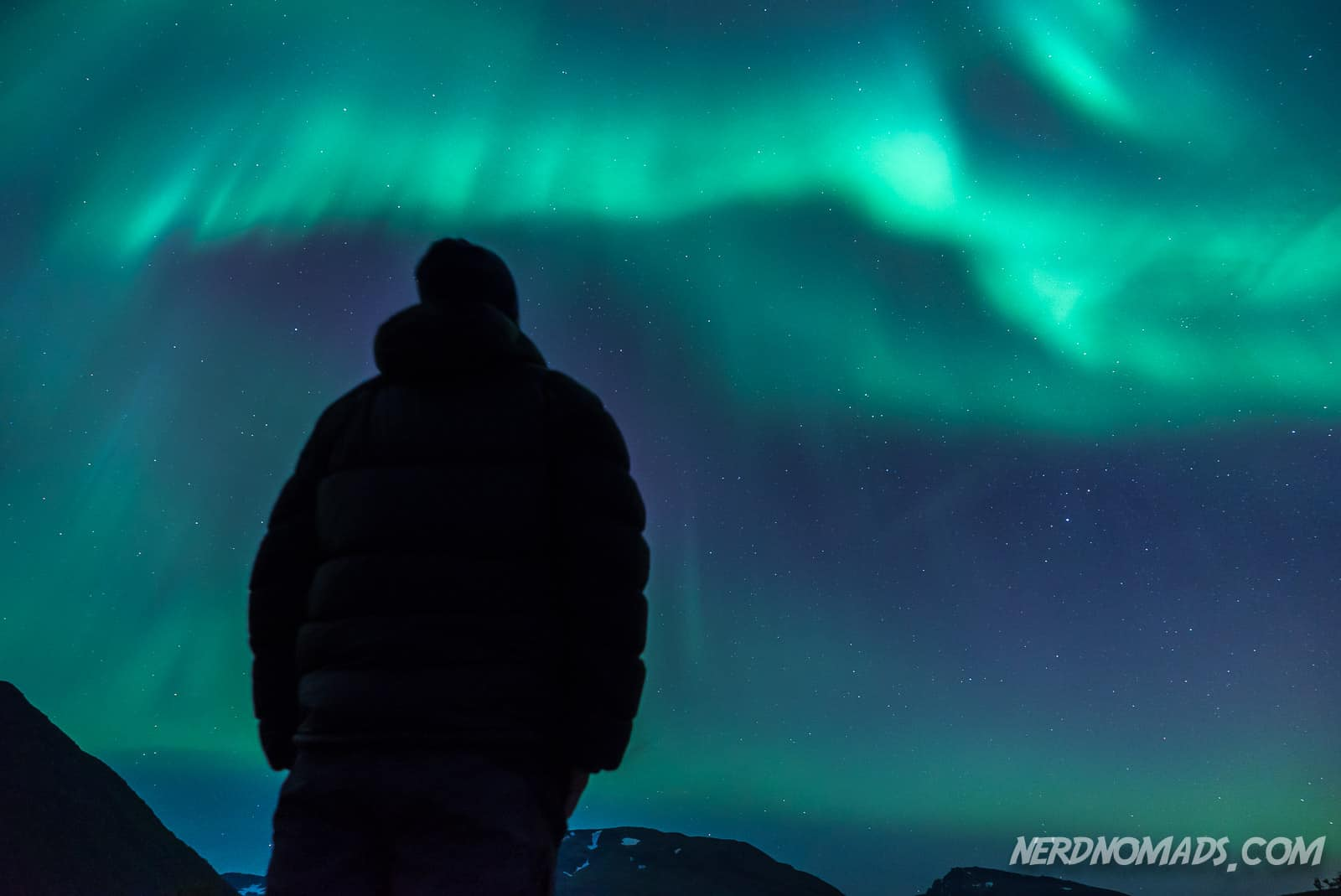 Chasing The Northern Lights In Tromso Norway 2020