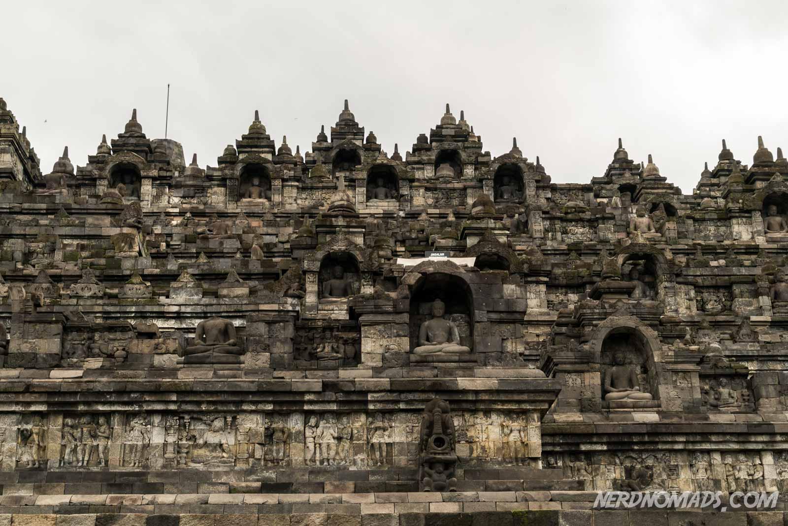 from dawn till dusk at borobudur temple nerd nomads