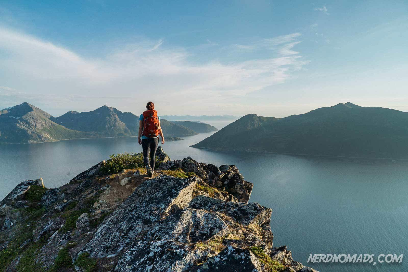 7 Easy Hikes With Spectacular Views In Tromso, Norway - Nerd