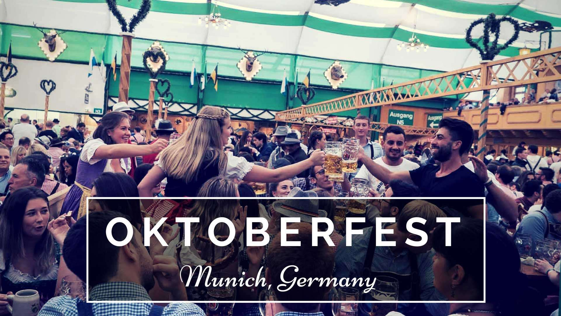 All You Need To Know About The Oktoberfest – Munich, Germany