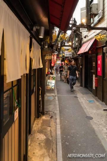 Golden Gai Tokyo