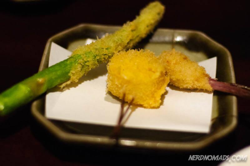 Hantei restaurant Tokyo