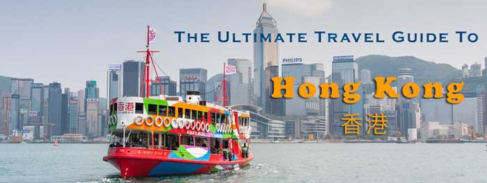 The Ultimate Travel Guide to Hong Kong