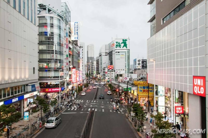 Where to stay in Tokyo - Shinjuku