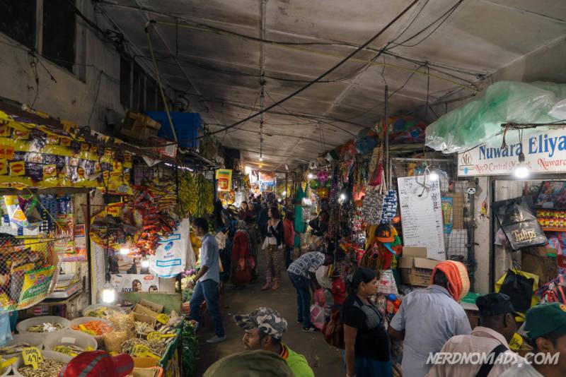 Market Nuwara Eliya