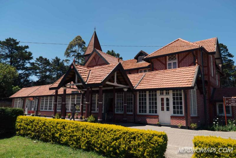 Post office Nuwara Eliya