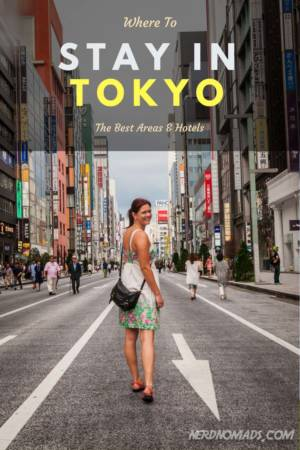 Where to stay in Tokyo the best areas and hotels