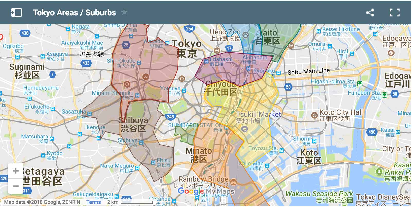 Where To Stay In Tokyo - Our Favourite Areas & Hotels In Tokyo