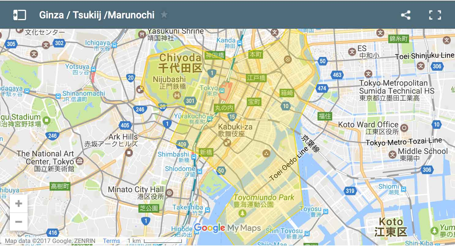 Where To Stay In Tokyo Our Favourite Areas Hotels In Tokyo - Tokyo map for tourists