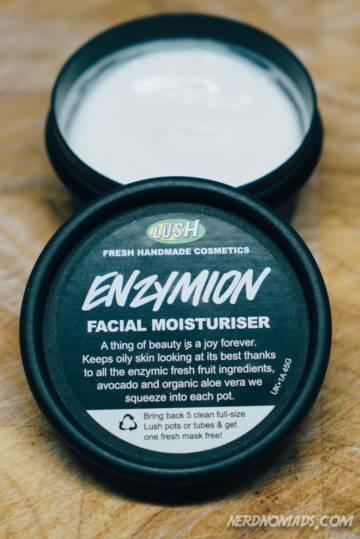 Lush Enzymion Facial Moisturiser