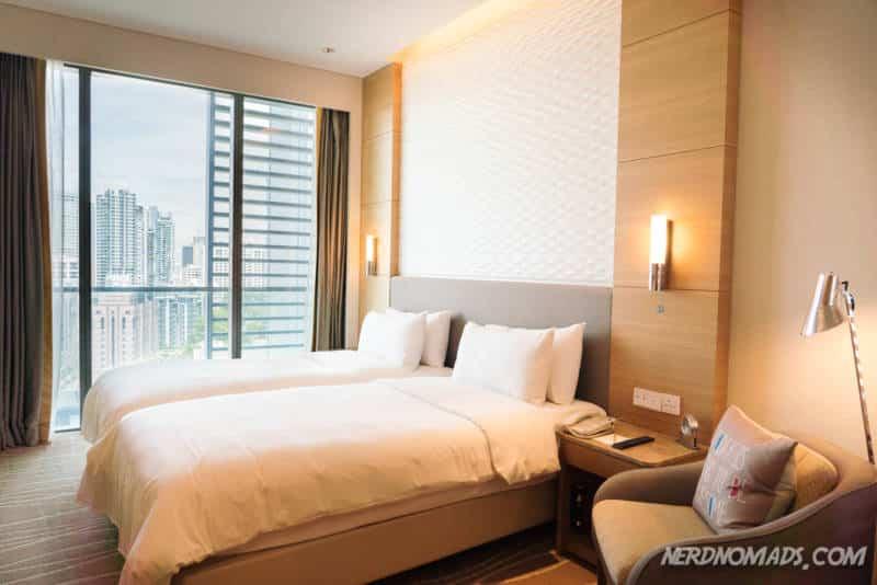 Jen Orchardgateway Hotel Singapore