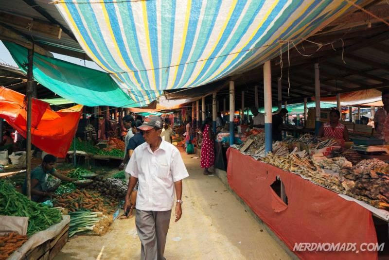 Bentota Market