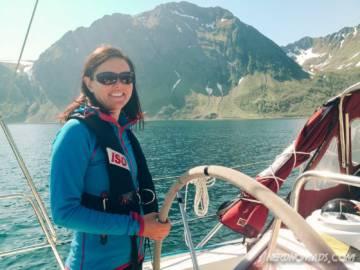 Sailing Tromso