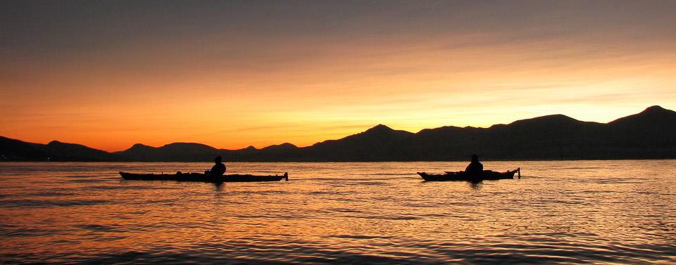 Kayak Tromso