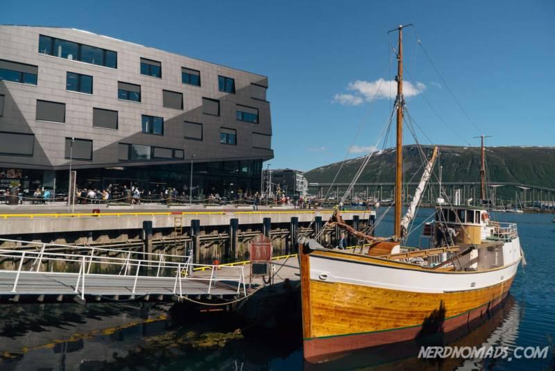 Tromso Harbour