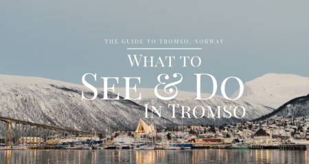 Guide to tromso Norway