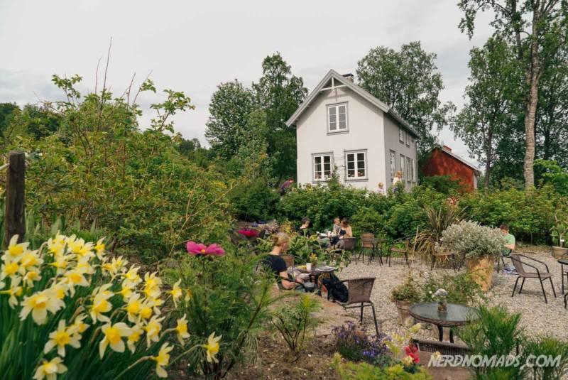 Tromso Botanical Garden