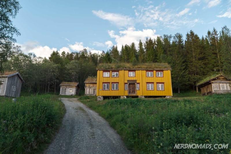 Tromso Folk Museum
