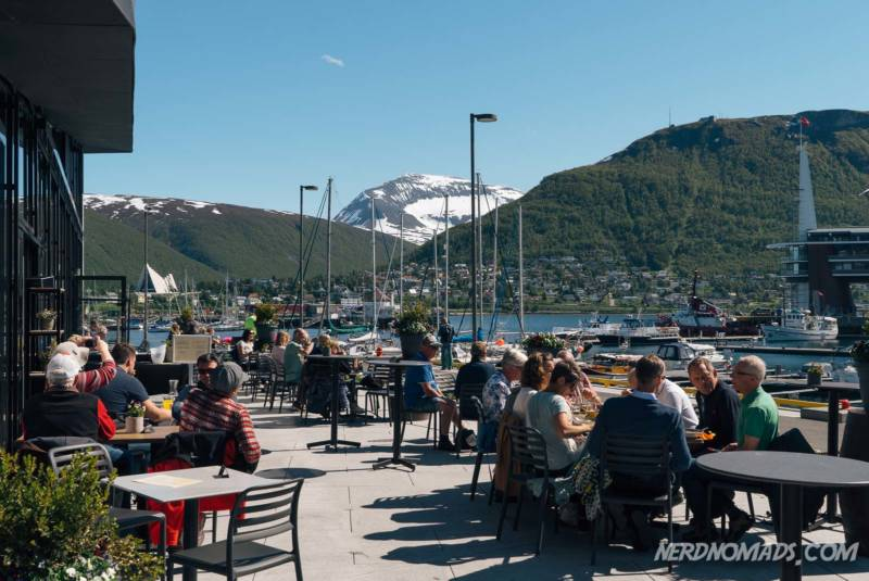 Skirri cafe and restaurant tromso