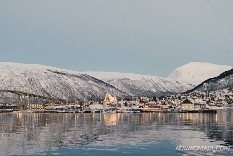 Tromso winter