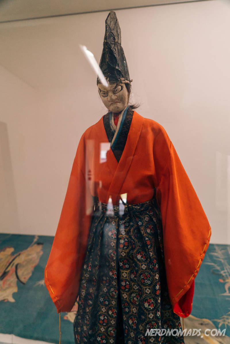 Karakuri dools Takayama