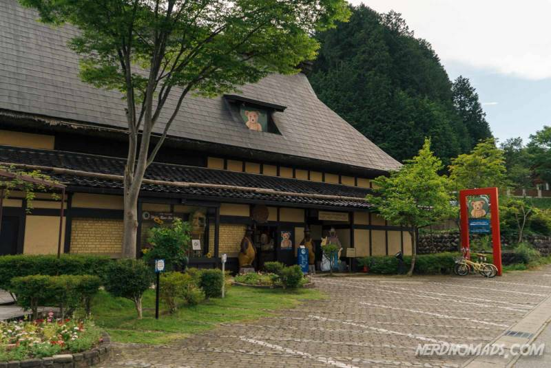 Teddy Bear Eco Village Takayama