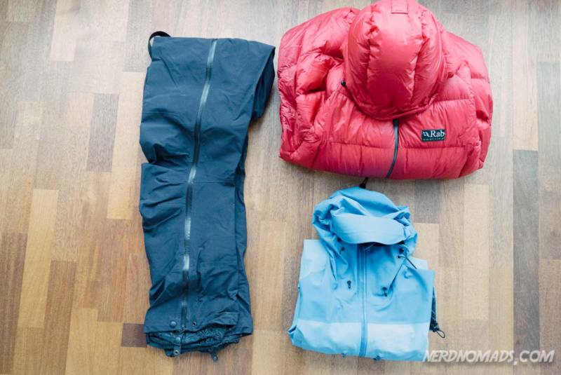 Top layer to pack for a winter trip to Tromso