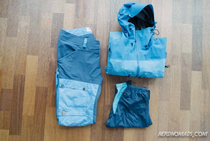 Top layer to pack for a summer trip to Tromso
